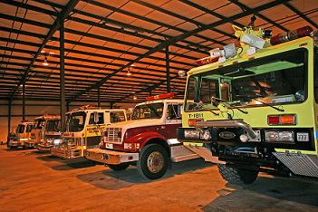 Used Fire Trucks